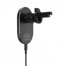 Adam Elements Omnia C2 - Magnetic Car Charger - Black