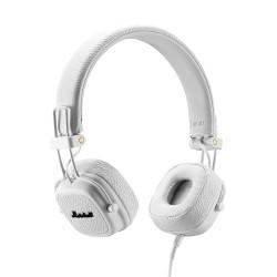 Marshall Major III Wired Headphones (White)