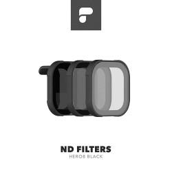PolarPro ND Filter for GoPro Hero 8 Black - Cinema Series Shutter Collection | GoPro ND Filter I GoPro Hero 8 Black Accessory
