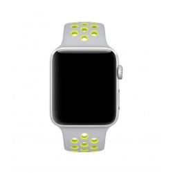 Retzi Apple Watch Band - Neon Sport Grey