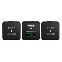 Rode Wireless Go II - Black